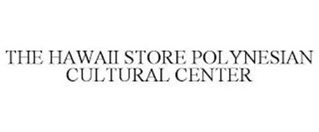 THE HAWAII STORE POLYNESIAN CULTURAL CENTER