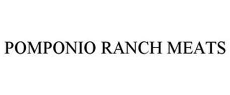 POMPONIO RANCH MEATS