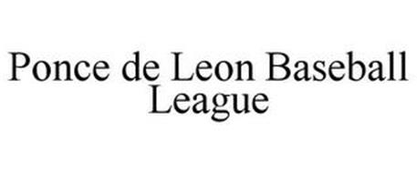 PONCE DE LEON BASEBALL LEAGUE