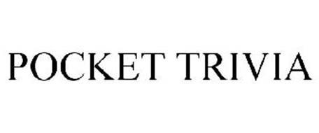 POCKET TRIVIA