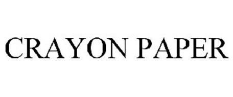 CRAYON PAPER