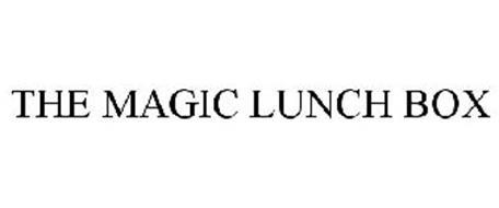 THE MAGIC LUNCH BOX