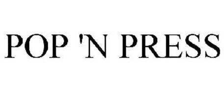 POP 'N PRESS