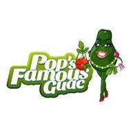 POP'S FAMOUS GUAC