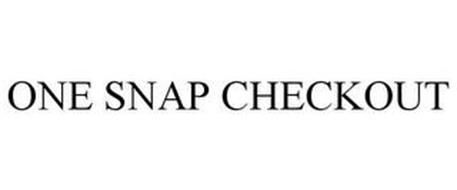 ONE SNAP CHECKOUT