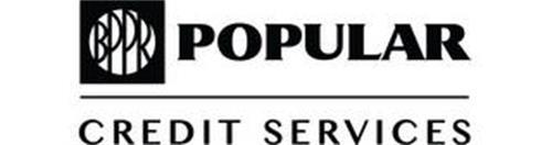 BPPR POPULAR CREDIT SERVICES