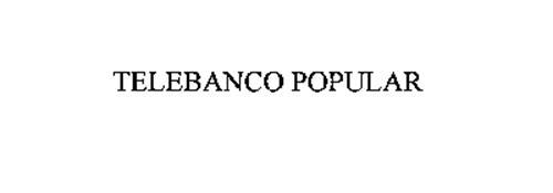 TELEBANCO POPULAR
