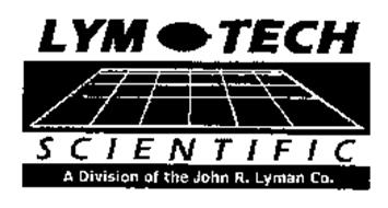 LYM TECH SCIENTIFIC A DIVISION OF THE JOHN R. LYMAN CO.