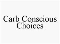 CARB CONSCIOUS CHOICES