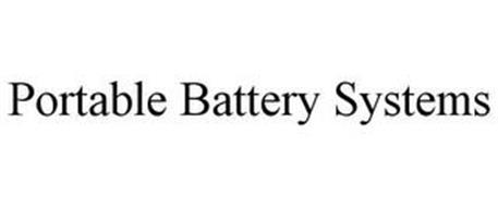 PORTABLE BATTERY SYSTEMS