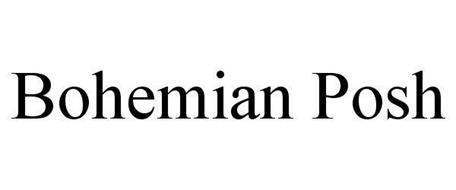 BOHEMIAN POSH