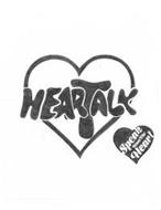 HEARTALK SPEAK FROM THE HEART!