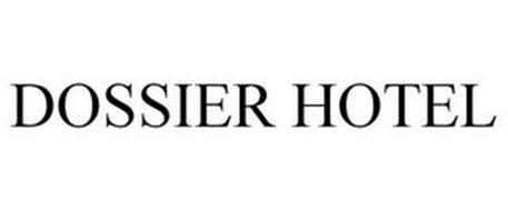 DOSSIER HOTEL