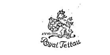 ROYAL TETTAU ANNO 1794