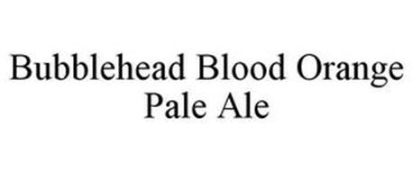 BUBBLEHEAD BLOOD ORANGE PALE ALE