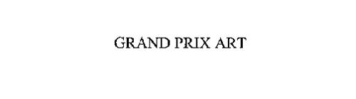 GRAND PRIX ART
