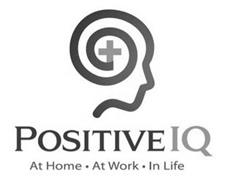 POSITIVE IQ · AT HOME ·AT WORK ·IN LIFE
