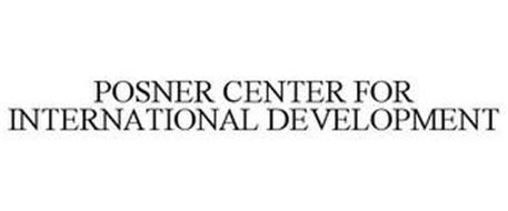 POSNER CENTER FOR INTERNATIONAL DEVELOPMENT