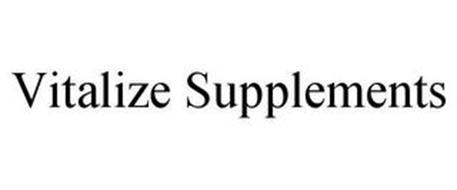 VITALIZE SUPPLEMENTS