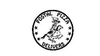 POSTAL PIZZA DELIVERS