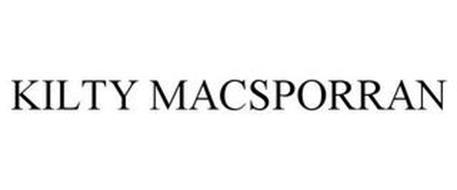 KILTY MACSPORRAN
