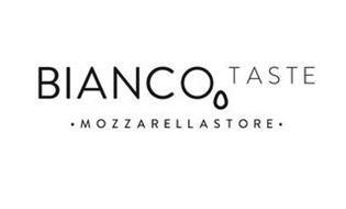 BIANCO TASTE · MOZZARELLASTORE ·
