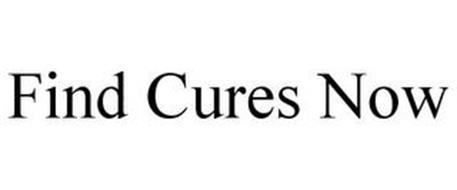 FIND CURES NOW