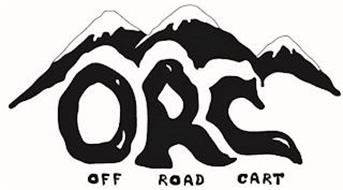 O R C OFF ROAD CART