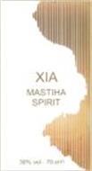 XIA MASTIHA SPIRIT