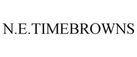 N.E.TIMEBROWNS