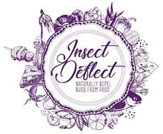 INSECT DEFLECT NATURALLY REPEL BUGS FROM FOOD