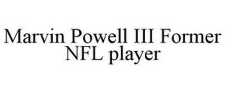 MARVIN POWELL III FORMER NFL PLAYER
