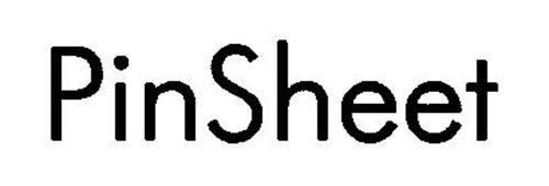 PINSHEET