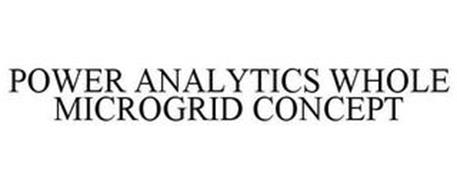 POWER ANALYTICS WHOLE MICROGRID CONCEPT