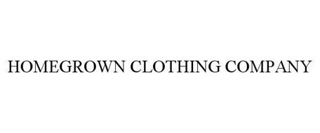 HOMEGROWN CLOTHING COMPANY