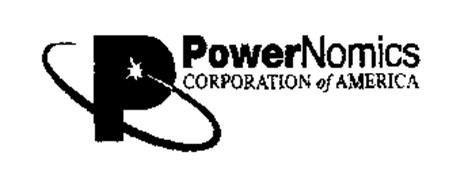POWERNOMICS CORPORATION OF AMERICA P