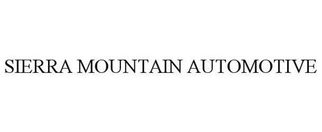 SIERRA MOUNTAIN AUTOMOTIVE