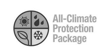 ALL-CLIMATE PROTECTION PACKAGE