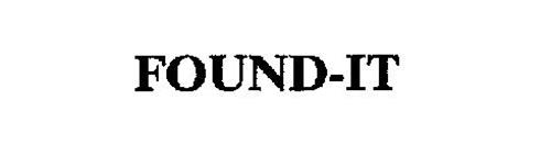 FOUND-IT