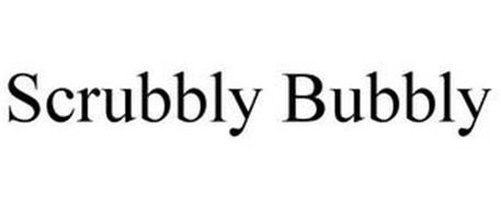 SCRUBBLY BUBBLY