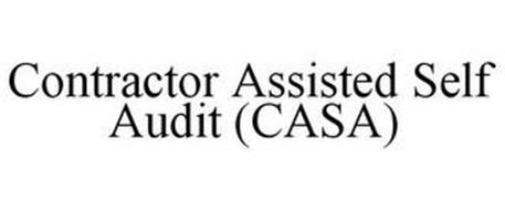 CONTRACTOR ASSISTED SELF AUDIT (CASA)