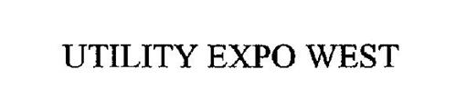 UTILITY EXPO WEST