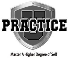 PRACTICE U MASTER A HIGHER DEGREE OF SELF