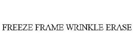 FREEZE FRAME WRINKLE ERASE