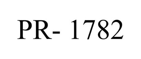 PR- 1782