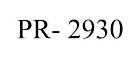 PR- 2930