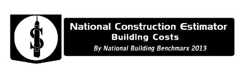 NATIONAL CONSTRUCTION ESTIMATOR BUILDING COSTS BY NATIONAL BUILDING BENCHMARX 2013 $