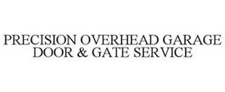 PRECISION OVERHEAD GARAGE DOOR & GATE SERVICE