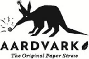 AARDVARK THE ORIGINAL PAPER STRAW