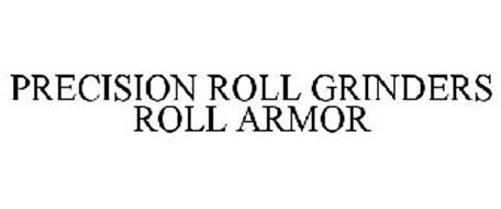 PRECISION ROLL GRINDERS ROLL ARMOR
